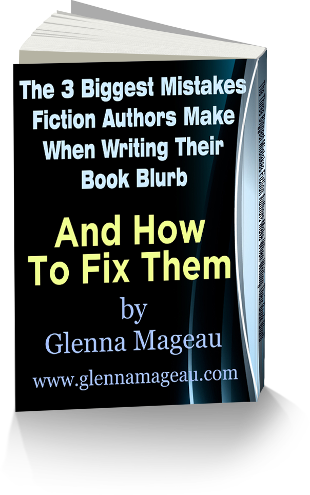 The Three Biggest Mistakes Fiction Authors Make When Writing Their Book Blurb and How to Fix Them