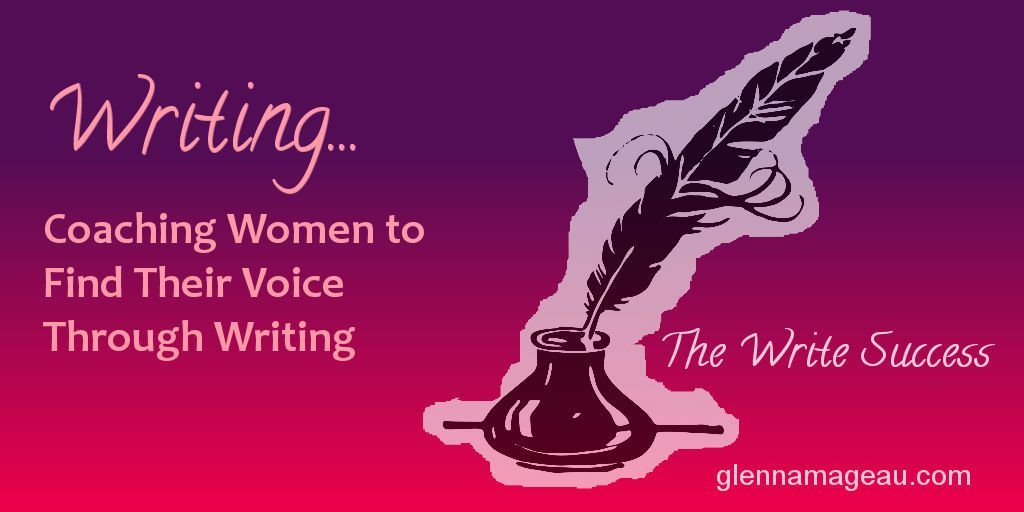 Helping women find their voice through writing