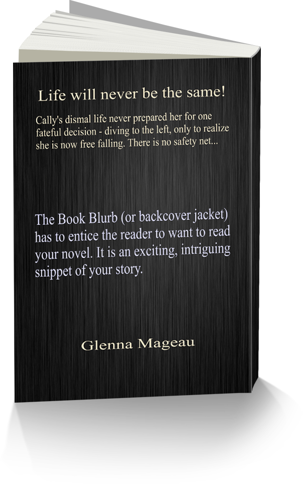 how to write a book cover blurb