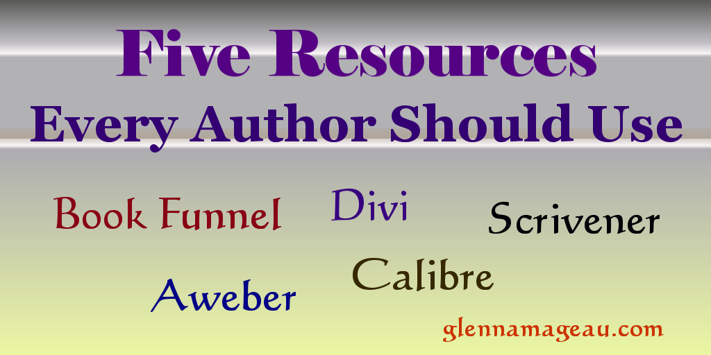 5 resources every author should have