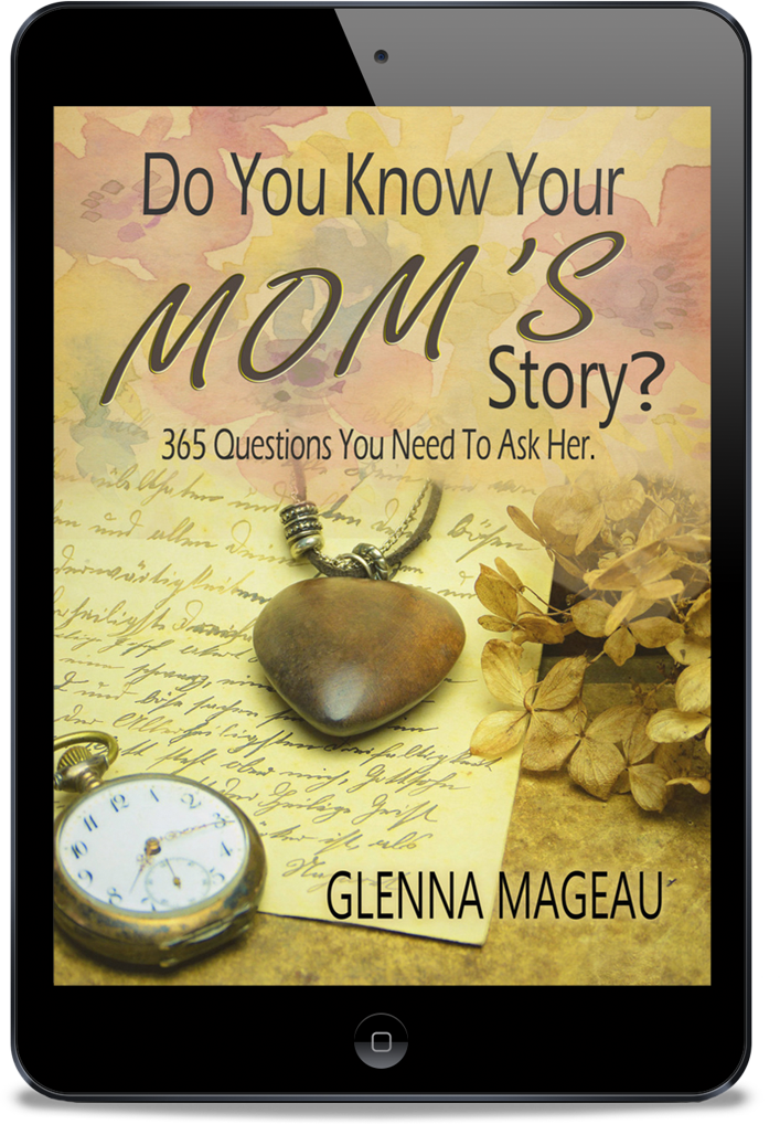Mom's Story - Ebook